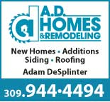 A D Homes & Remodeling